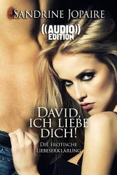 ((Audio)) David, ich liebe Dich! | Die erotische Liebeserklärung