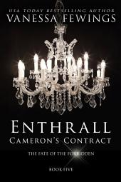 Cameron's Contract (Book 5): ENTHRALL SESSIONS