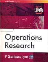 Operation Research PDF