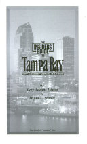 The Insiders  Guide to Tampa Bay PDF