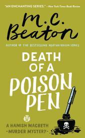 Death of a Poison Pen