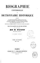 Biographie universelle, ou, Dictionnaire historique: Mal-Plu