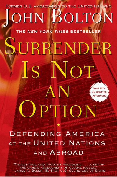 Download Surrender Is Not an Option Book
