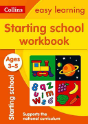 Starting School Workbook Ages 3 5
