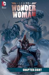 The Legend of Wonder Woman (2015-) #8