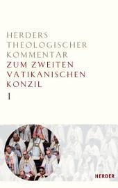 Die Dokumente des Zweiten Vatikanischen Konzils: Konstitutionen, Dekrete, Erklärungen
