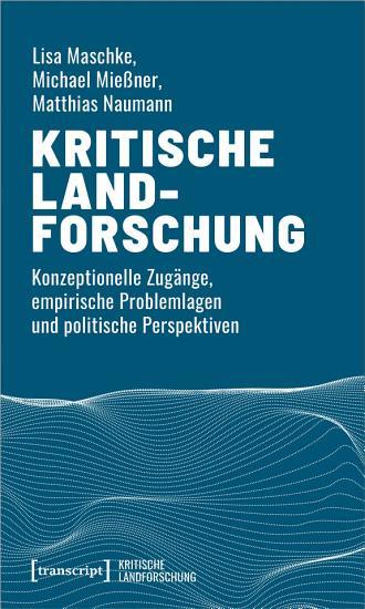 Kritische Landforschung PDF