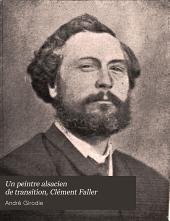 Un peintre alsacien de transition, Clément Faller