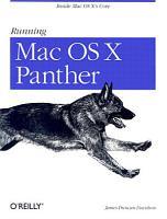 Running Mac OS X Panther PDF