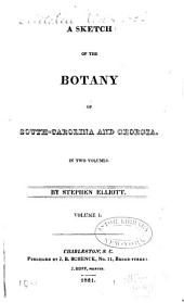 Sketch of the Botany of the Southern States