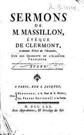 Sermons de M. Massillon, évêque de Clermont: Mystères