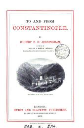 To and from Constantinople
