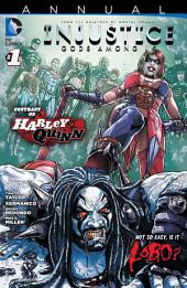 Injustice: Gods Among Us Annual (2013-) #1