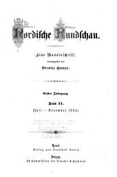 Nordische Rundschau: Band 2