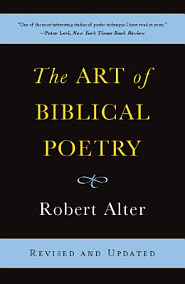 The Art of Biblical Poetry PDF