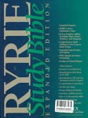 The Ryrie Study Bible PDF