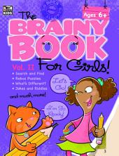 Brainy Book for Girls, Volume 2 Activity Book: Volume 2