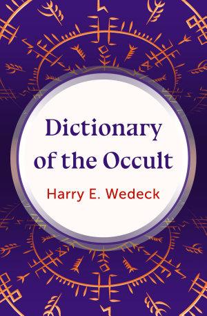 Dictionary of Magic