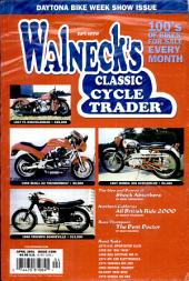 WALNECK'S CLASSIC CYCLE TRADER, APRIL 2001