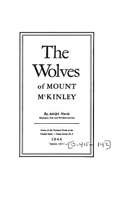 The Wolves of Mount McKinley PDF