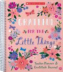 Gratitude Teacher Planner   Journal
