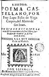 S. Isidro: poema castellano