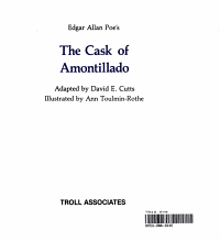 Edgar Allan Poe s The Cask of Amontillado