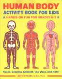 Human Body Activity Book for Kids Book
