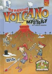 The Voracious Volcano Mystery PDF