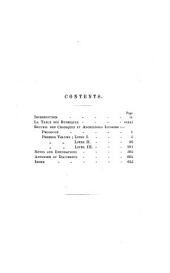 Recueil des croniques et anchiennes istories de la Grant Bretaigne, à présent nommé Engleterre