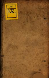 Litterae Societatis Iesv, Anno MDCII Et MDCIII E Sinis, Molvcis, Iapone Datae: Progressvm Rei Christianae in ijs oris, aliaq[ue] memoratu iucunda complexae