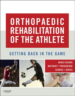 Orthopaedic Rehabilitation of the Athlete PDF