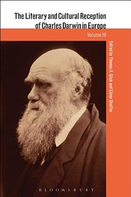 The Literary and Cultural Reception of Charles Darwin in Europe PDF