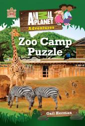 Zoo Camp Puzzle (Animal Planet Adventures Chapter Book #4)