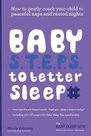 Baby S T E P S To Better Sleep Book PDF
