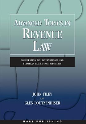 Advanced Topics in Revenue Law PDF