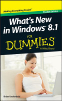 What s New in Windows 8 1 For Dummies PDF