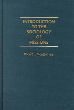 Introduction to the Sociology of Missions PDF