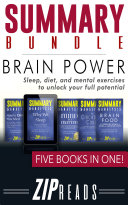 SUMMARY BUNDLE | Brain Power