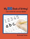 My Big Book of Writing
