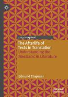 The Afterlife of Texts in Translation PDF