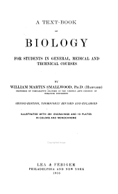 A Text-book of Biology for Students in General, Medical and Technical Courses