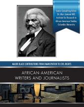 African American Writers and Journalists
