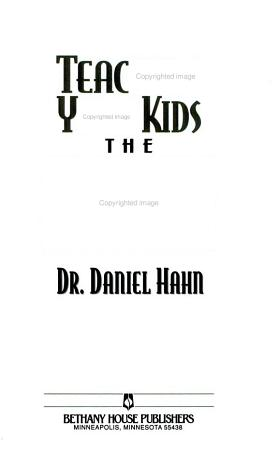 Teaching Your Kids the Truth about Consequences PDF