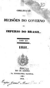 Decisões do Governo da Republica dos Estados Unidos do Brazil