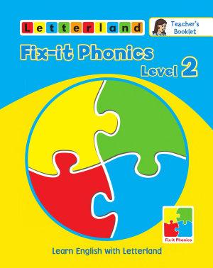 Fix it Phonics Level 2   Teacher s Booklet