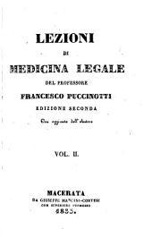 Lezioni di medicina legale ...