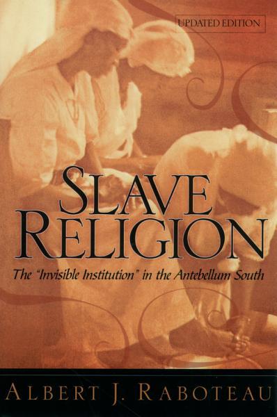 Download Slave Religion Book