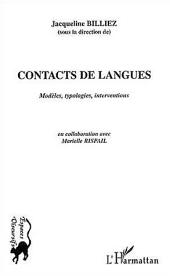 Contacts de langues
