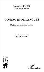 Contacts de langues